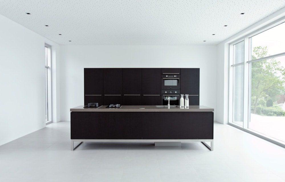 Elegant køkken